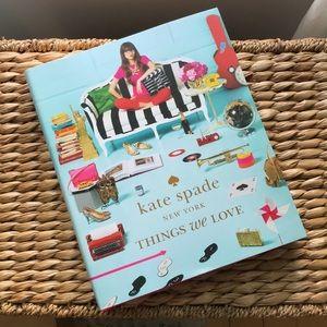 Kate Spade NY Things We Love Book